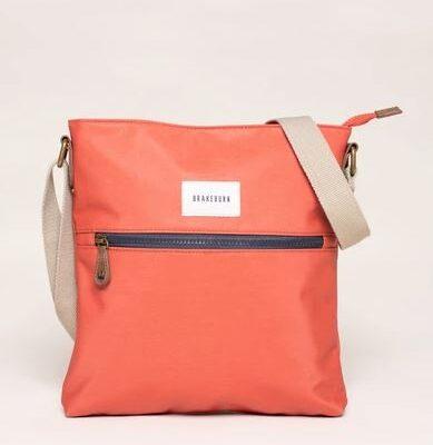 Burnt Orange Brakeburn cross over handbag