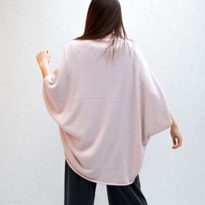 Chalk Pink Sam Shawl