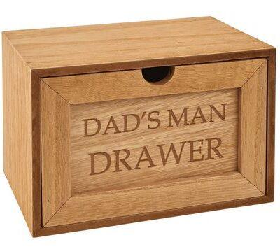 dads man drawer