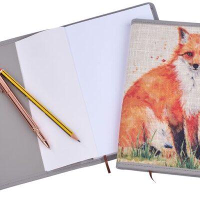 fox notebook