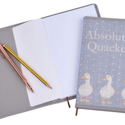 Quackers notebook