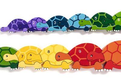 Tortoise Row Jigsaw