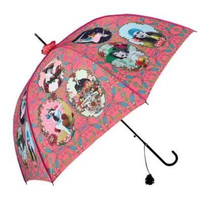 Darling Divas Raining Women Umbrella