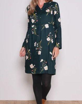 Posey Twill Shirt Dress