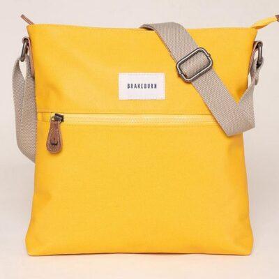 Yellow cross bag